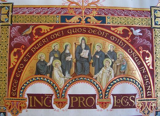 monachisme bénédictin