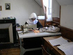 travail monastique