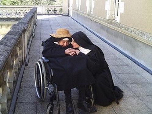 communauté monastique