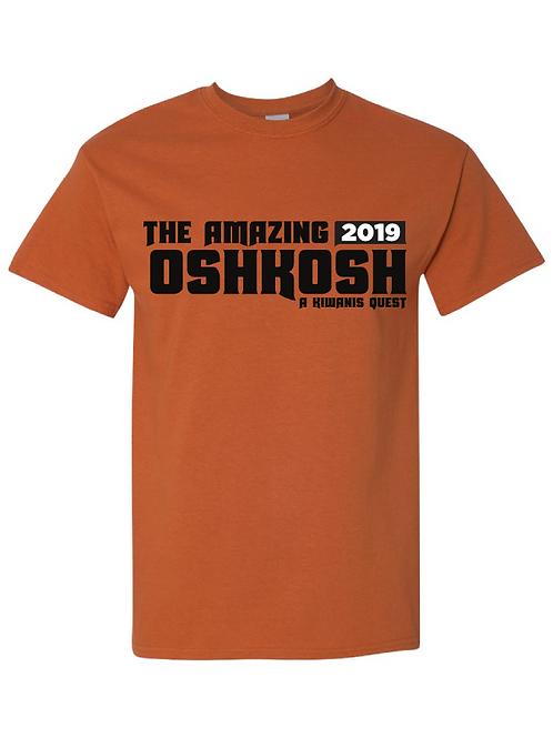 Amazing Oshkosh T's