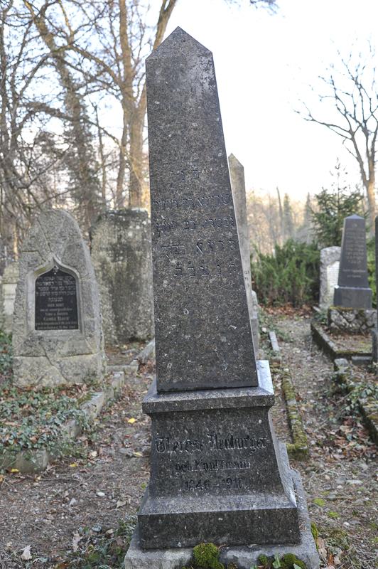 Therese Neuburger geb. Kauffmann