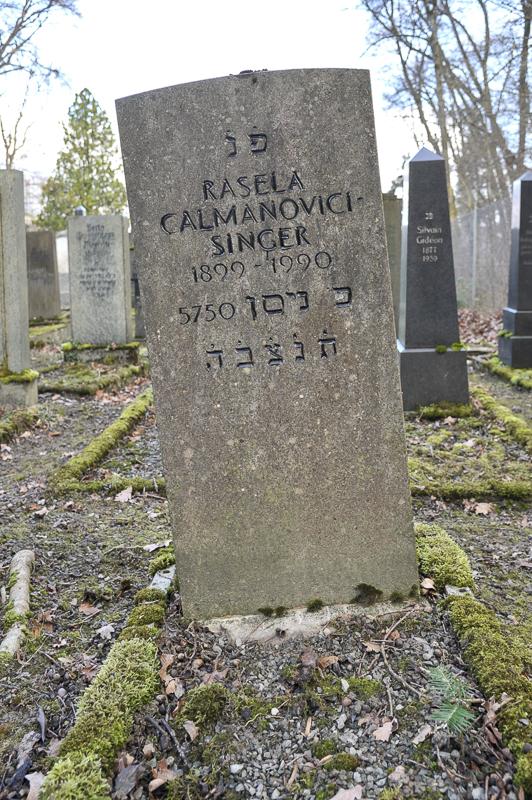 Rasela Calmanovici-Singer