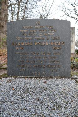 Hermann und Martha Wyler-Braun