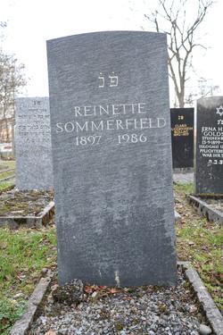 Reinette Sommerfield