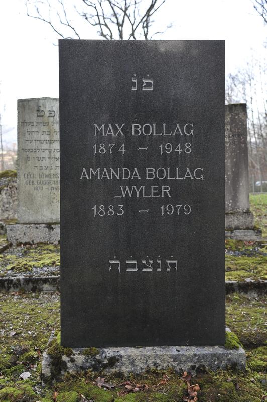 Max und Amanda Bollag-Wyler