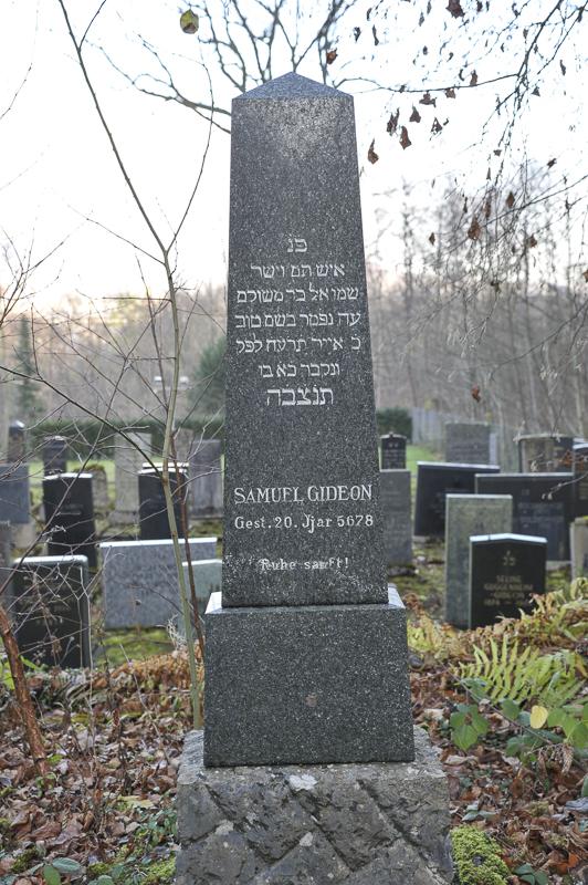 Samuel Gideon