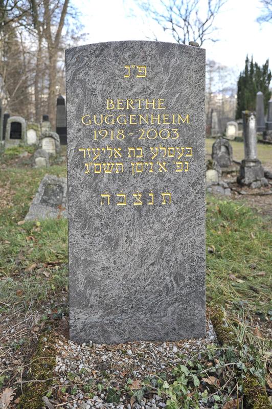 Berthe Guggenheim