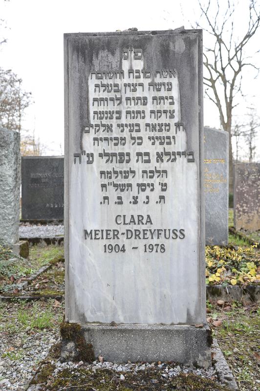 Clara Meier-Dreyfuss