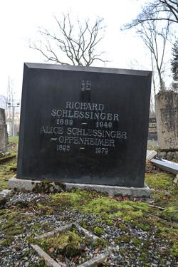 Richard und Alice Schlessinger-Oppenheimer