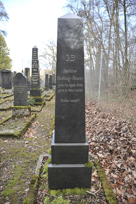 Zerline Bollag-Roos