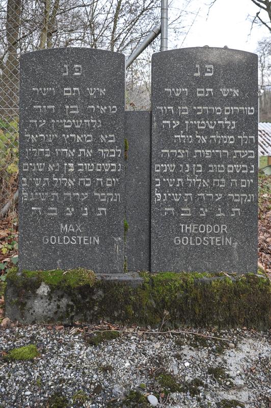 Max und Theodor Goldstein