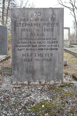 Max J. und Stepanie Meyer