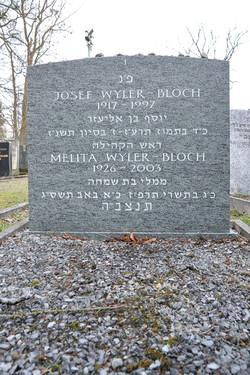 Josef und Melita Wyler-Bloch