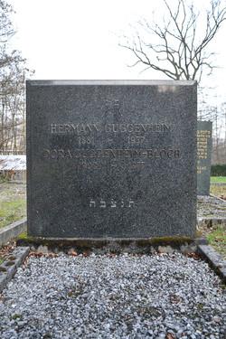 Hermann und Dora Guggenheim-Bloch