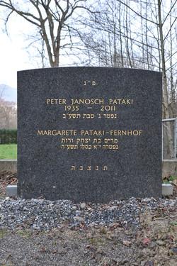 Peter Janosch und Margarete Pataki-Fernhof