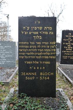 Jeanne Bloch
