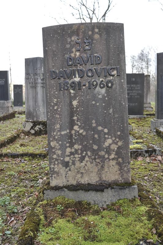 David Davidovici