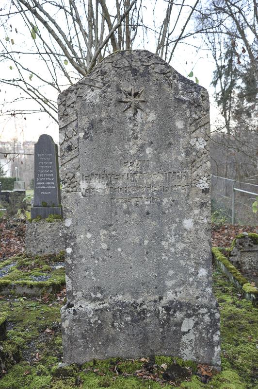 Fanny Schwarzmann geb. Bloch