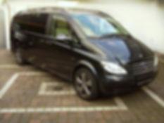 Mercedes VIANO mit Chauffeur