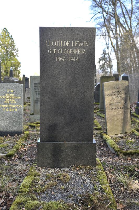 Clotilde Lewin