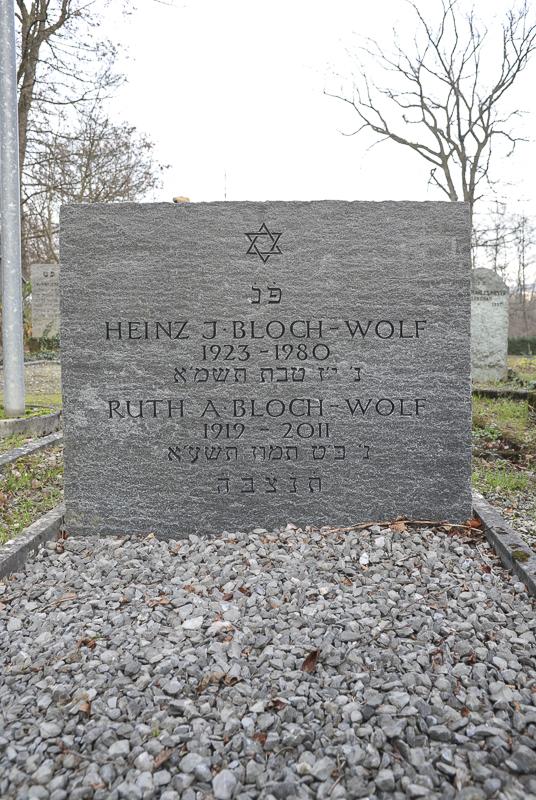 Heinz J. und Ruth A. Bloch-Wolf