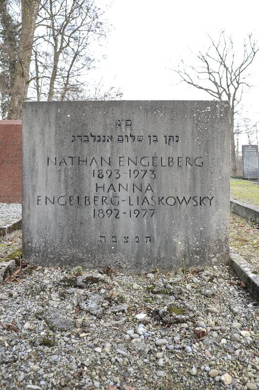 Nathan und Hanna Engelberg-Liaskowsky