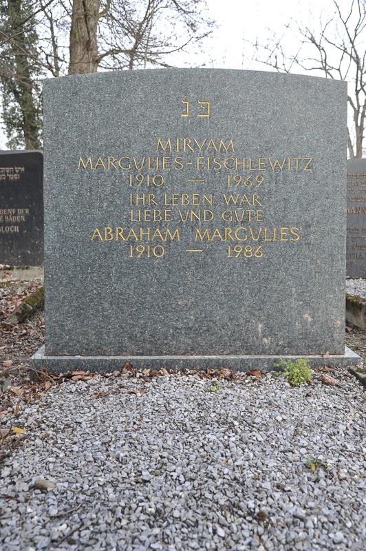 Abraham und Miryam Margulies-Fischlewitz