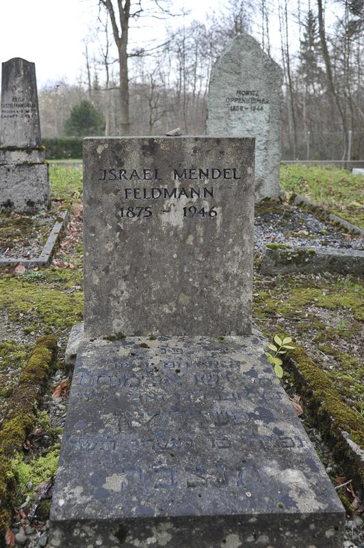 Jsrael Mendel Feldmann