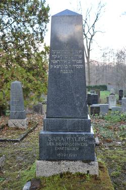 Sara Wyler geb. Braunschweig