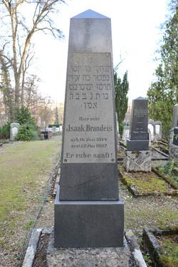 Jsaak Brandeis