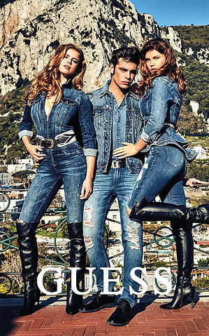 GUESS Jeans G1 showroom BOLLAG 128x205.j