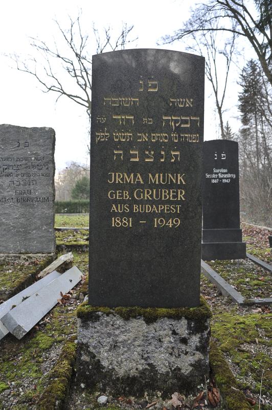 Jrma Munk geb. Gruber