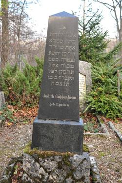 Judith Guggenheim geb. Epstein