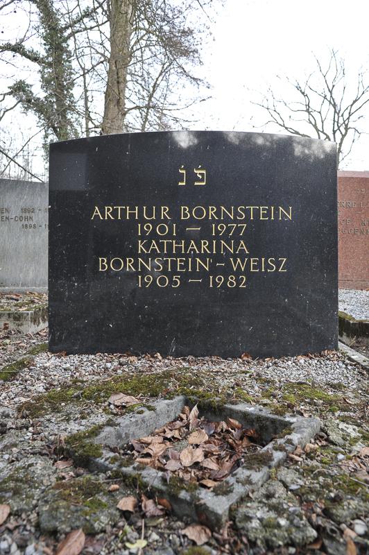 Arthur und Katharina Bornstein-Weisz