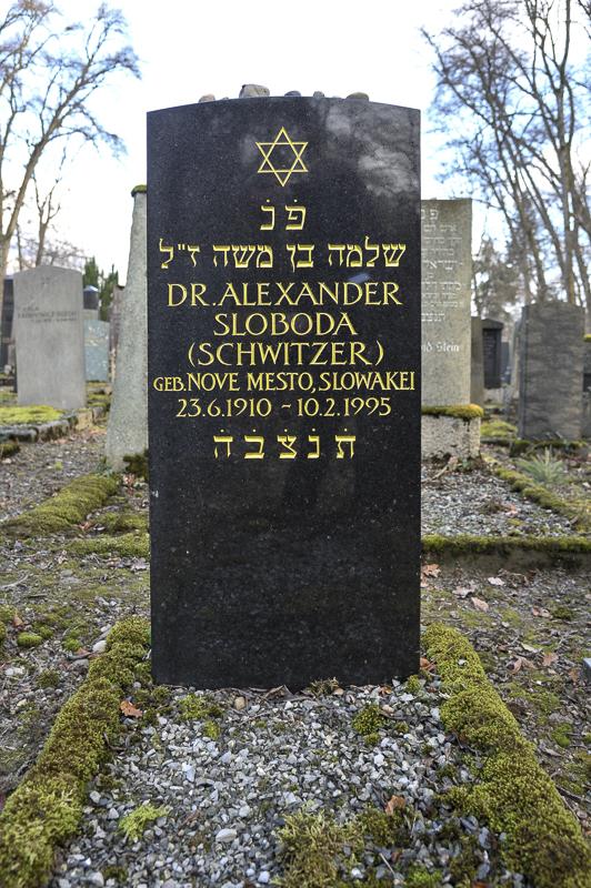 Dr. Alexander Sloboda (Schwitzer)