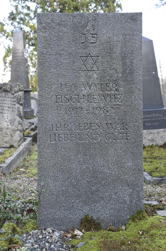 Lea Wyler-Fischlewitz