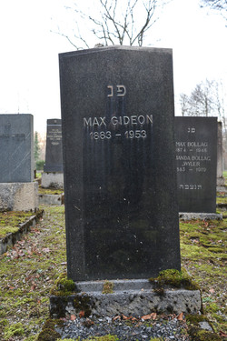 Max Gideon