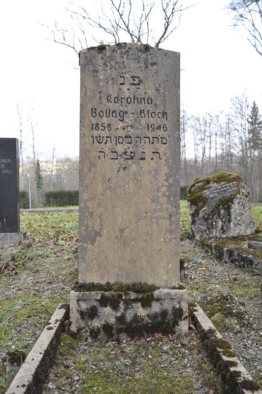 Karohna Bollag-Bloch