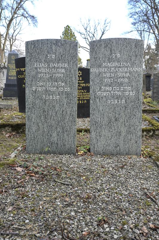 Elias und Magdalena Dauber-Zuckermann