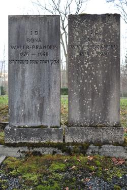 Samuel und Bona Wyler-Brandeis