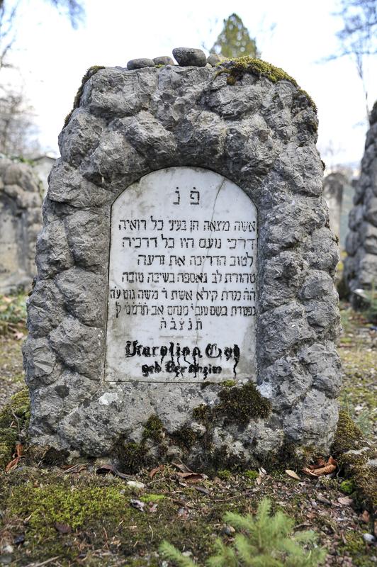 Karolina Gut geb. Bernheim