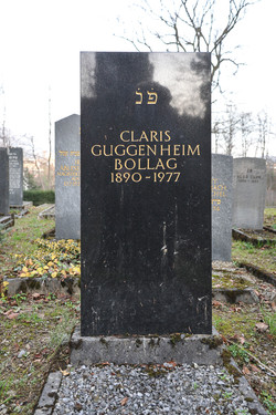 Claris Guggenheim Bollag