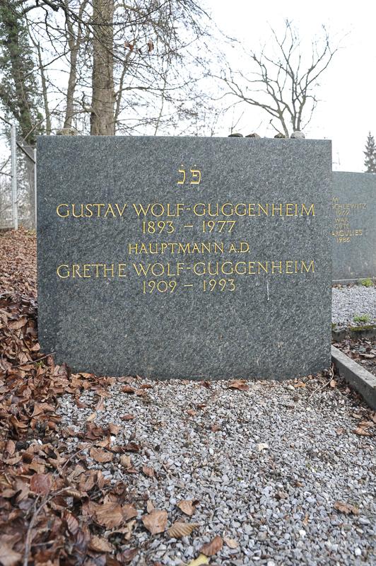 Gustav und Grethe Wolf-Guggenheim