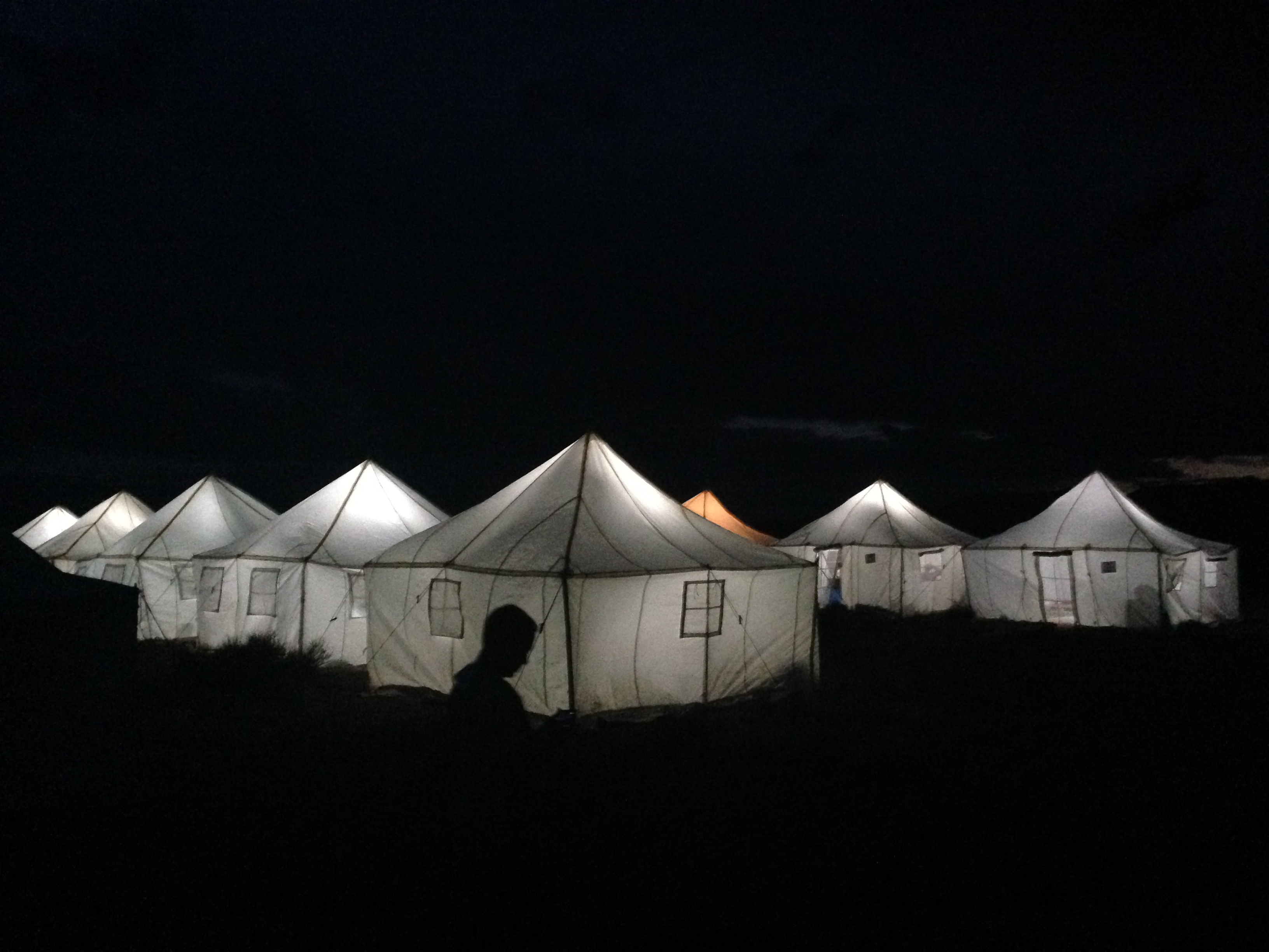 G2G night tents