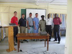 St Lucia Fire Command