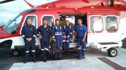 ASNSW Sue with crew
