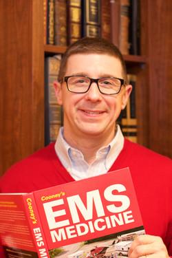 DRC EMS Medicine Book Pose