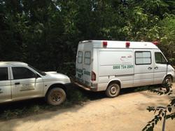 Brazil ambulance
