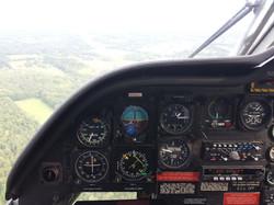 Mercy Flight Cockpit
