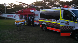 ASNSW air and ground